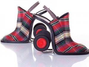World's Bizarre High Heel Shoes
